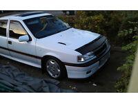 Vauxhall cavalier gls