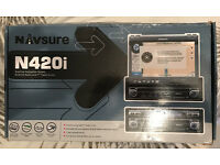 "Navsure 420i Sat nav/DVD/CD/Radio 7"" Touch Screen"