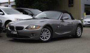 2003 BMW Z4 2.5i! CONVERTIBLE! ONLY $13,944!