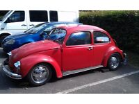 Classic 1970 beetle for sale