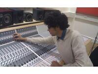 Music producer / Sound designer / Audio editor / Composer