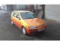 Fiat Punto Petrol Breaking. All parts available