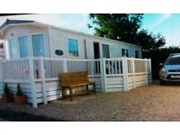 ABI Alerton static caravan 38x12 for sale Looe Cornwall