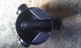 manhole base , manhole lid