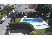 Benalmadena Costa, Costa Del Sol, Malaga, Spain. 2 bedroom apartment, pool, great location.