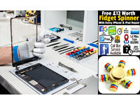 Best iPhone & iPad Repair Service in Birmingham Free Pro Version Fidget Spinner With Every Repair