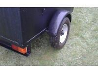 Small 5x3 trailer