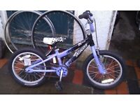 Specialized Hotrock bike 16 inch wheels. Used. Good condition.
