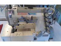 Pegasus-W500-Twin-Needle-Coverstitch-Machine-Industrial-Sewing-Machine