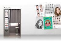 Passport iD Photo Booth