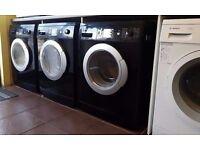 Bosch WAE2446BUK Exxcel 7kg 1200spin Washing Machine's - 6 Months Warranty