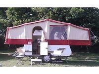 Trailer Tent Pennine Pullman