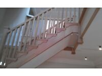 All aspects of staircases and parts