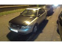 audi a4 b5 1.8 petrol breaking for parts !!!