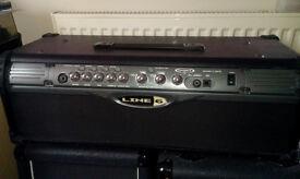 LINE 6 SPIDER 2 HD75 GUITAR AMPLIFIER HEAD £70 ONO