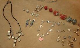 Bundle Costume Jewellery Lot