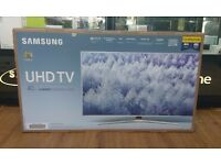 "SAMSUNG 4K ULTRA HD 40"" SMART TV 40MU6400 BRAND NEW SEALED WITH WARRANTY AND RECEIPT"
