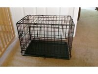 CAGE FOR PUPPY