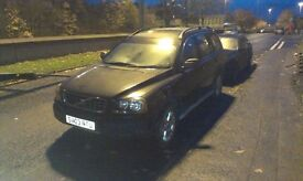 VOLVO XC90 2.9 PETROL AUTO BREAKING FOR PARTS