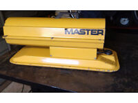 MASTER HEATER B30 EB 240V