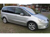 2013 FORD GALAXY 2.0 TITANIUM TDCI MANUAL 163 BHP DIESEL VGC FULL Service History from FORD garage