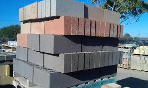 Render Grade Besser Concrete and Limestone Blocks for sale. Rockingham Rockingham Area Preview