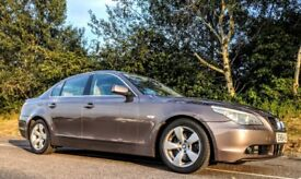 BMW 530d SE AUTOMATIC - FULL SERVICE HISTORY - LOW LOW MILES