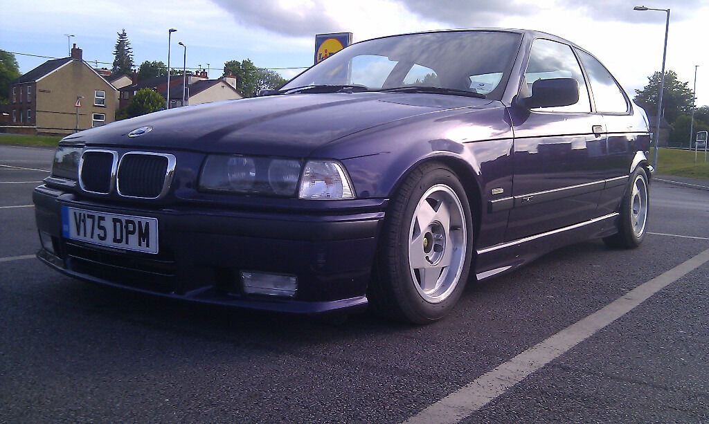 bmw e36 318 ti compact sport in wrexham gumtree. Black Bedroom Furniture Sets. Home Design Ideas