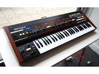 Roland Juno 60 with Minerva MIDI Kit ++BEAUTIFUL CONDITION++