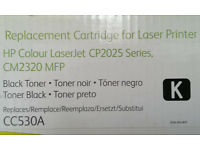 BLACK TONER FOR HP CP2025/CM2320 MFP
