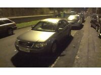 audi a6 c5 2.5 tdi breaking for parts !!!