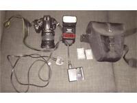 Nikon D5000 package