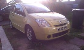 Citroen c2 airplay plus 1.1 excellent condition will come with 12 mnth mot
