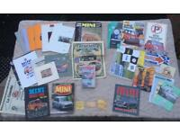 Classic Mini collectables & memorabilia