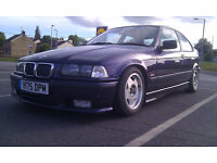 BMW E36 Compact 318TI Sport Package