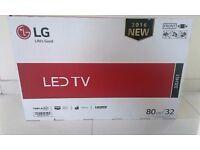 "LG 32LH51 32"" 2016- HD Ready LED TV Brand new -2016-sealed TV"