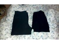2 pairs Of Suit Trousers