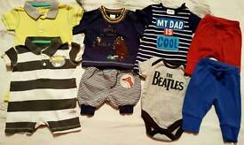 Boys first size bundle