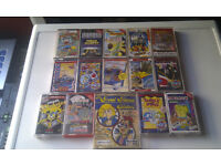 Commodore 64 games inc The great giana sisters NOT PS3 PS4 XBOX 360 XBOX ONE