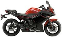 2015 Yamaha FZ6R -