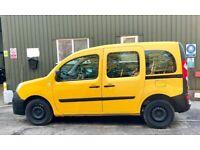 Swiss registered automatic kangoo petrol, 32,000 miles