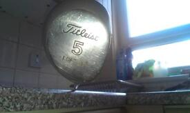 Titleist 5 wood
