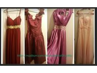 Dress house moving give away size 8 -10 all dresses gowns