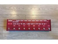 FOR SALE - Carl Martin Octaswitch MK2