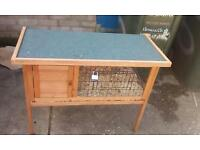 Rabbit or guninea pig hutch for sale