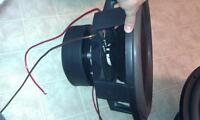 "Audioque 18"" subwoofer"
