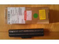 New battery for Sony Vaio