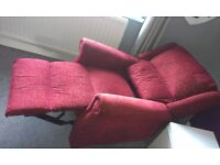 Reclining Chairs - Very good condition - £50 for the pair!
