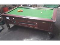 Pub pool table 7x4ft