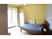 °°EXCELLENT SINGLE ROOM WITH A LOVELY PRIVATE GARDEN CLOSE TO CANARY WHARF°°LOW DEP°°
